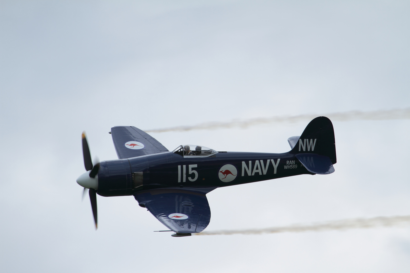 HW2013, Hawker Sea Fury