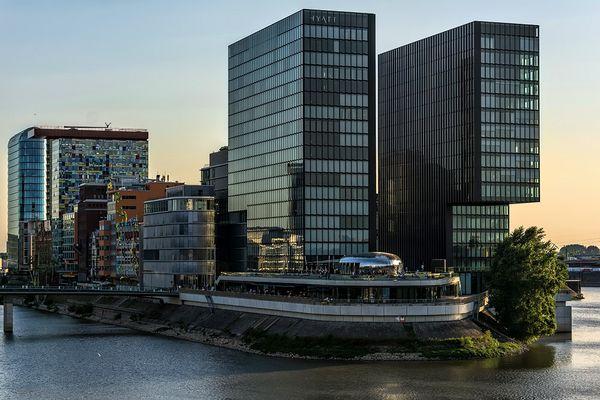 Hyatt II - Medienhafen Düsseldorf