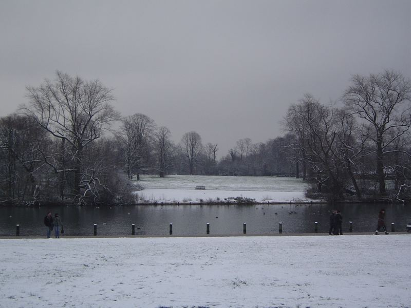 hyde park in white_3