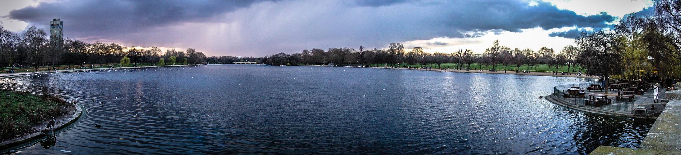 Hyde Park Lido Panorama
