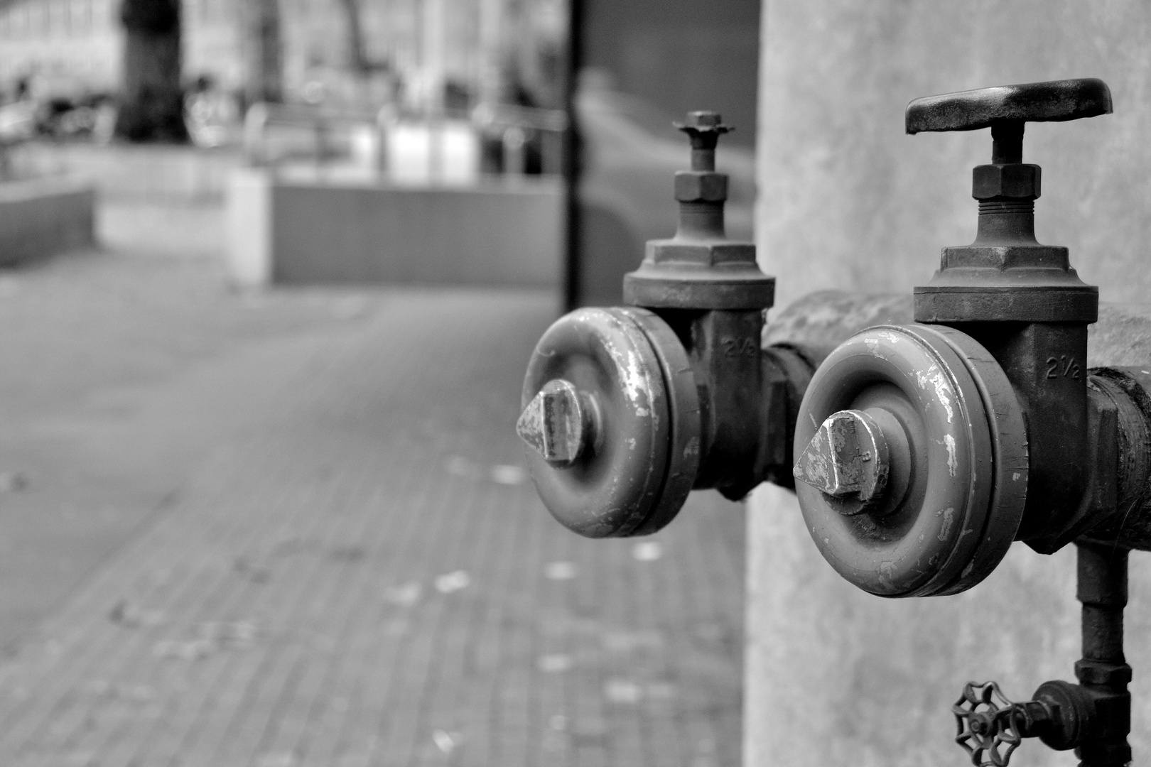 Hydrant Bochum