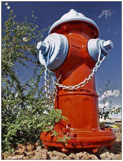hydro fire extinguisher