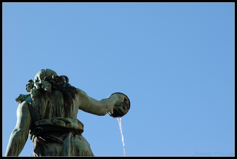 Hygieia-Brunnen