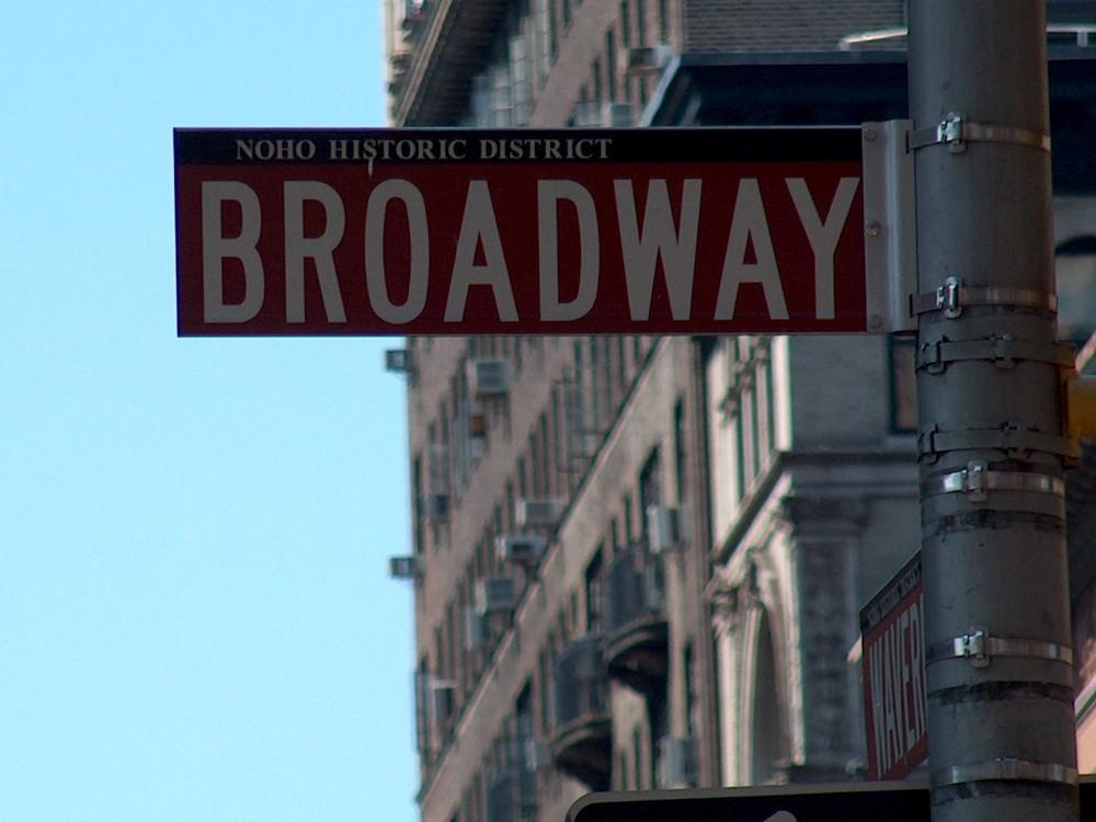 Hyperréalisme sur Broadway
