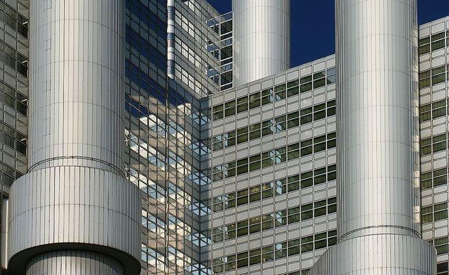 HYPO - Architektur in Alu