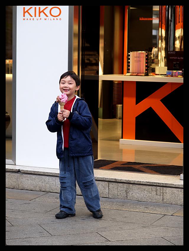 I am KIKO!