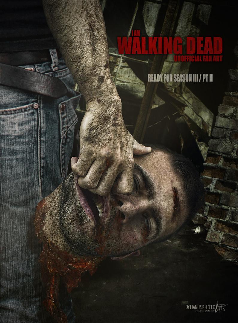 I am Walking Dead
