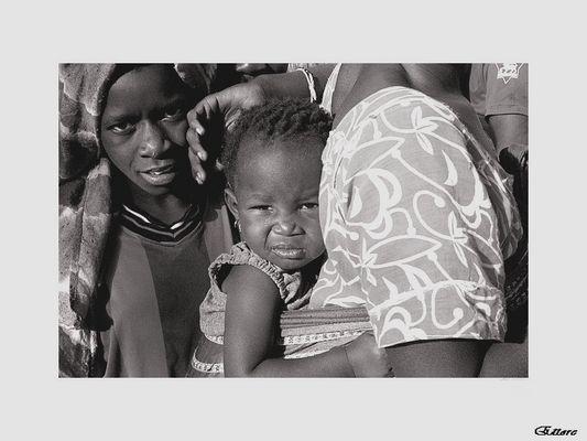 I bambini del Senegal