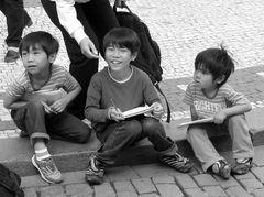 i bambini d'oriente