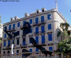 i bei palazzi di Lisbona