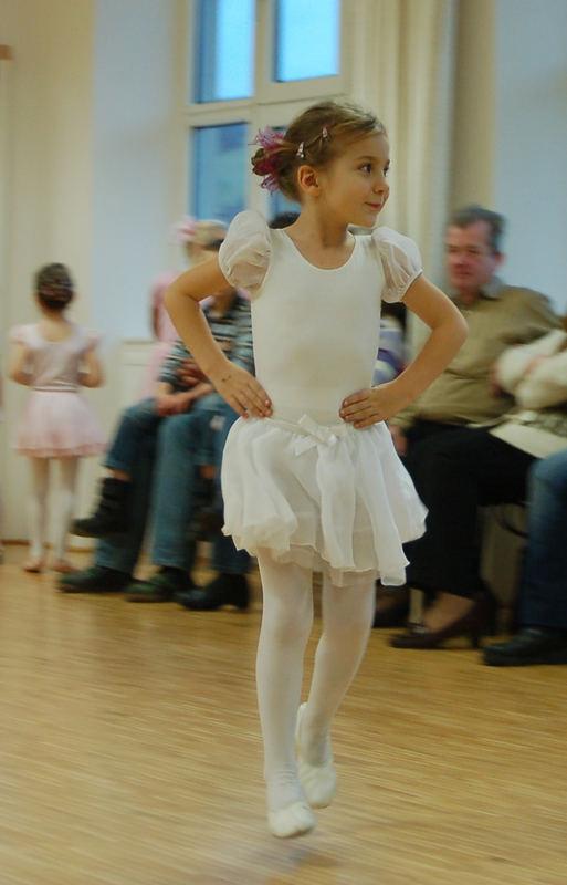 I CAN DANCE!!