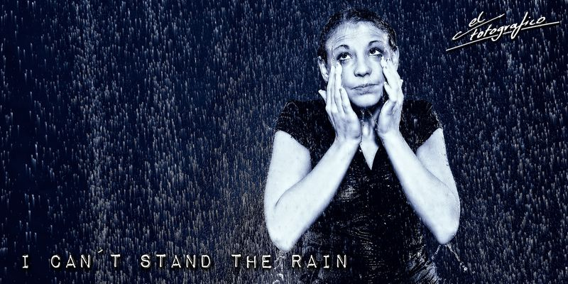 i can´t stand the rain