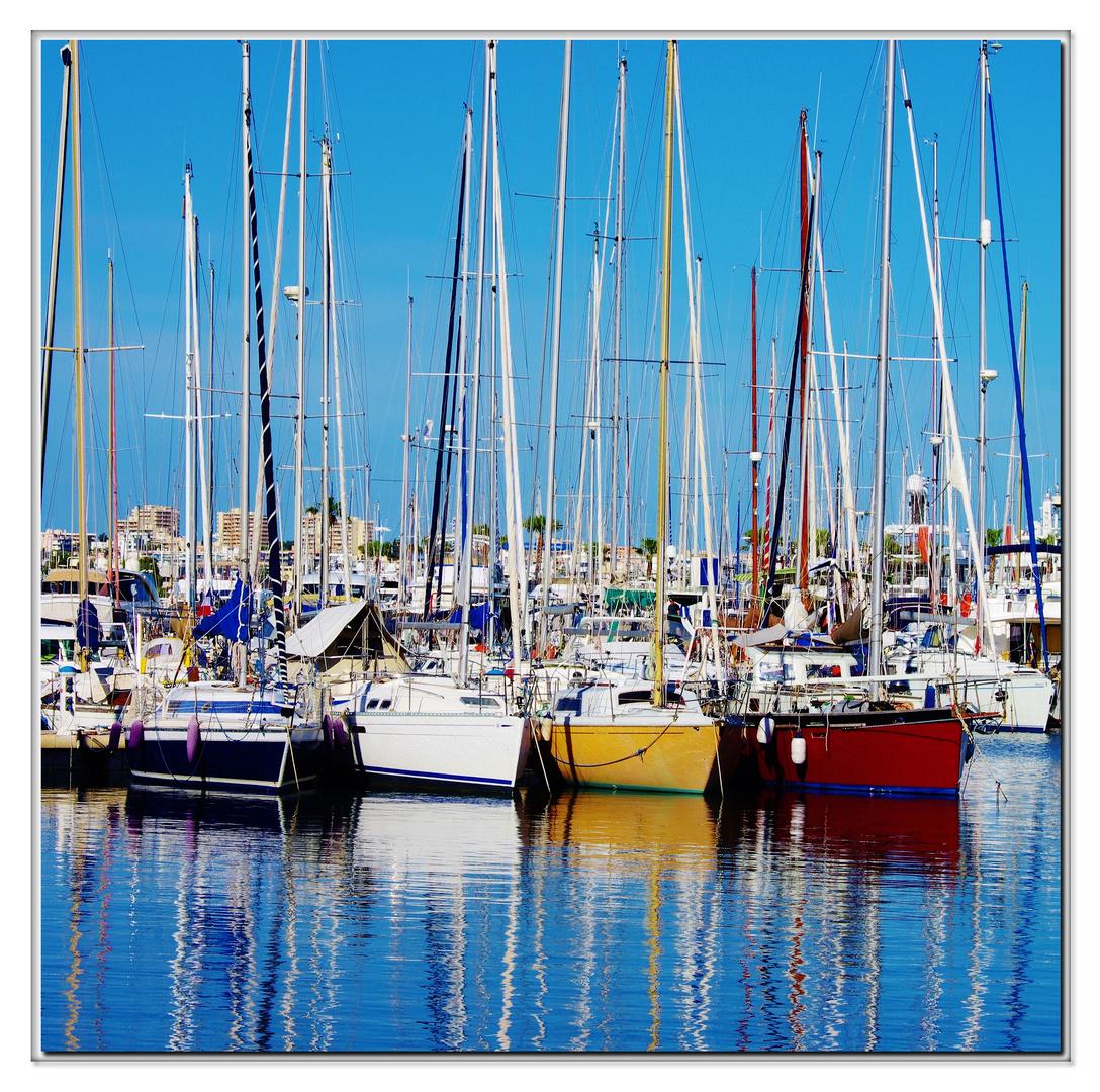i colori del porto...