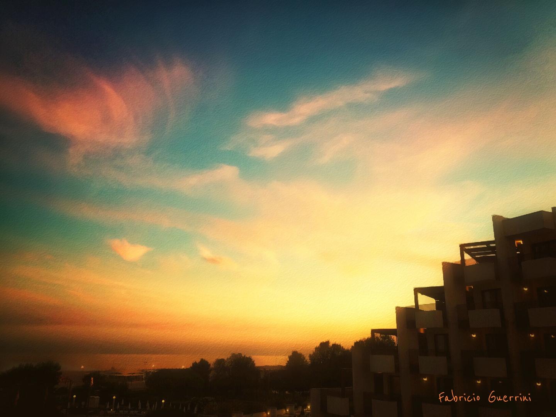 I colori della sera