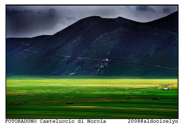 I colori di Castelluccio - 2