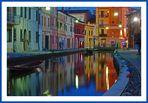 I Colori di Comacchio - Farben von Comacchio