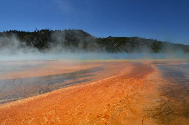 I colori di Yellowstone