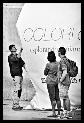 I Colori...in B/N