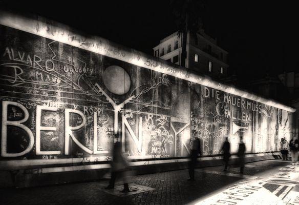 I fantasmi di Berlino...