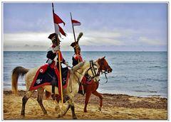 """i fedeli polacchi della"""" garde imperiale""""...."""