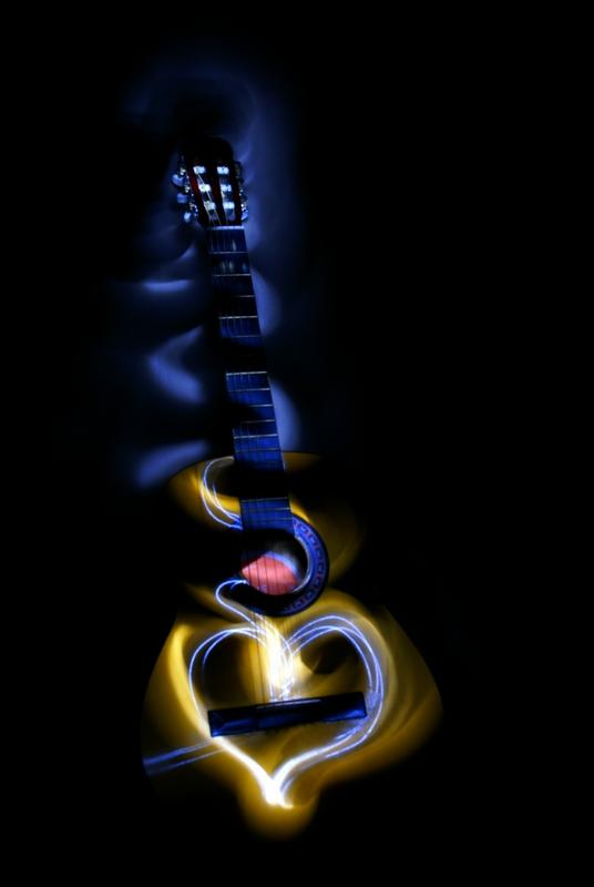 I feel your heartbeat like music