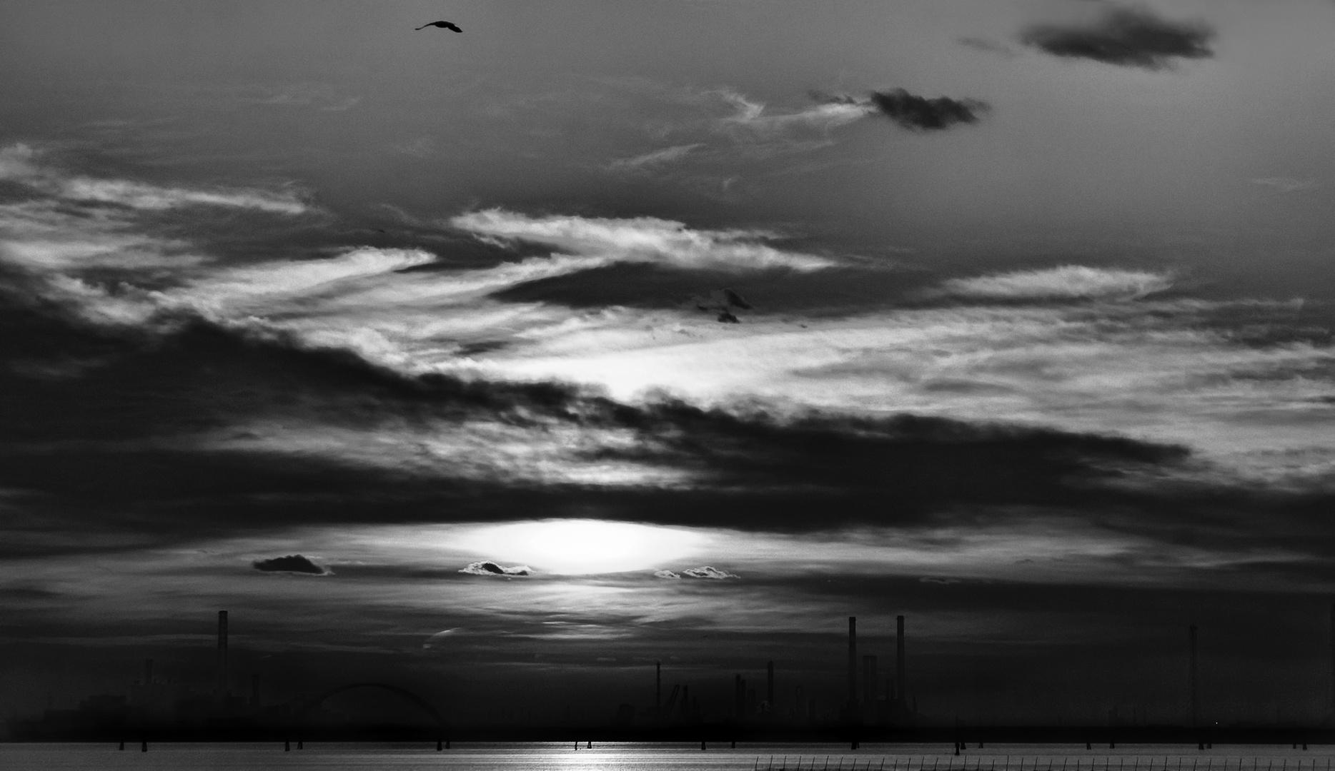 I fly away ...