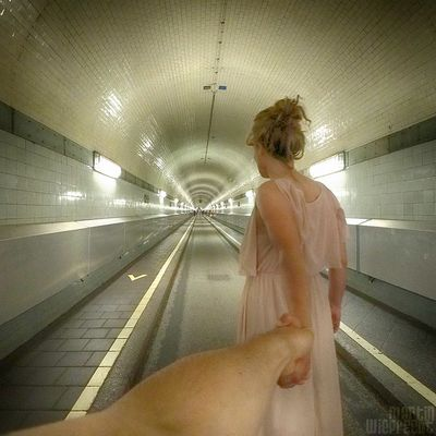 I Follow You: Alter Elbtunnel