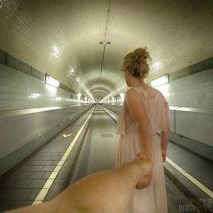 I Follow You: Alter Elbtunnel