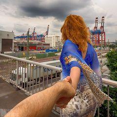 I Follow You: EUROGATE Hafenkräne