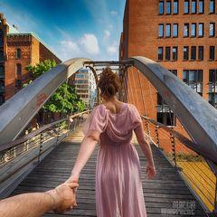 I Follow You: Kehrwiederstegbrücke