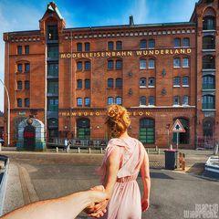 I Follow You: Miniaturwunderland + Hamburg Dungeon