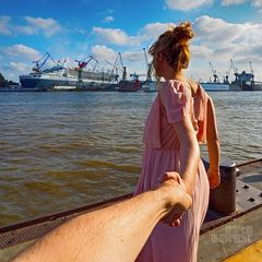 I Follow You: Queen Mary 2