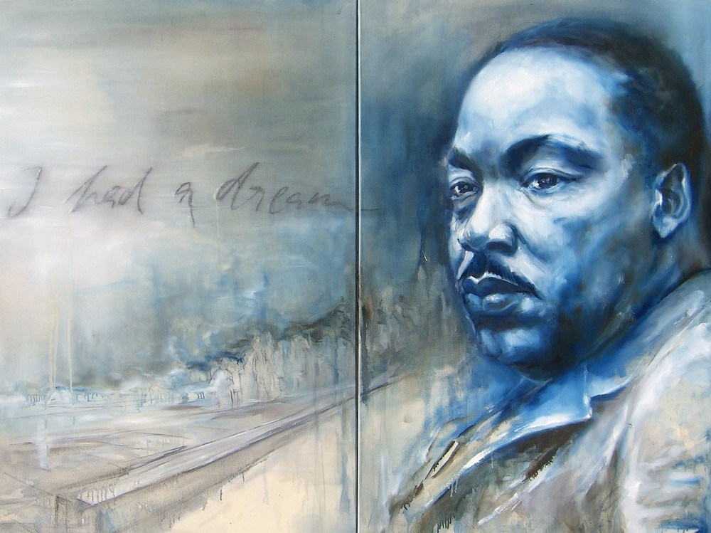 I had a dream - Martin Luther King