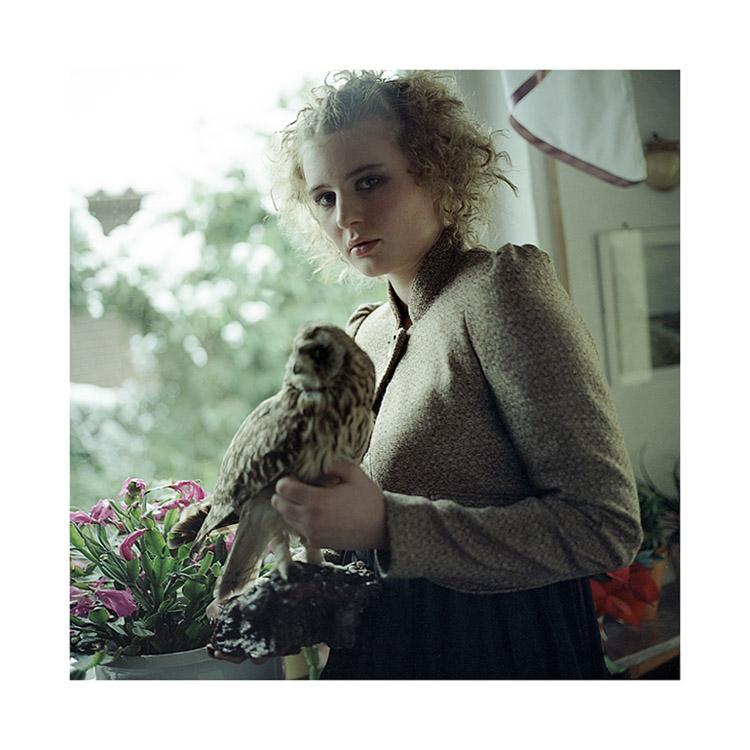 I heard the owl