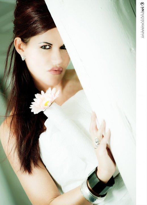 I like flowers...
