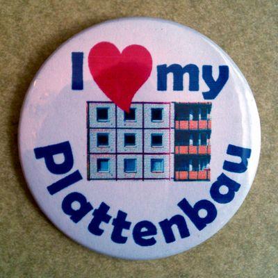 I like my Plattenbau!