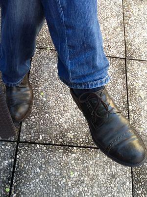 I like your shoe's