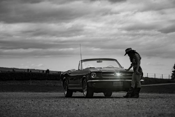 I love my Ford Mustang