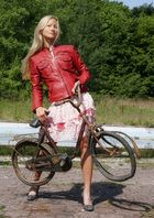 I love my old bicycle