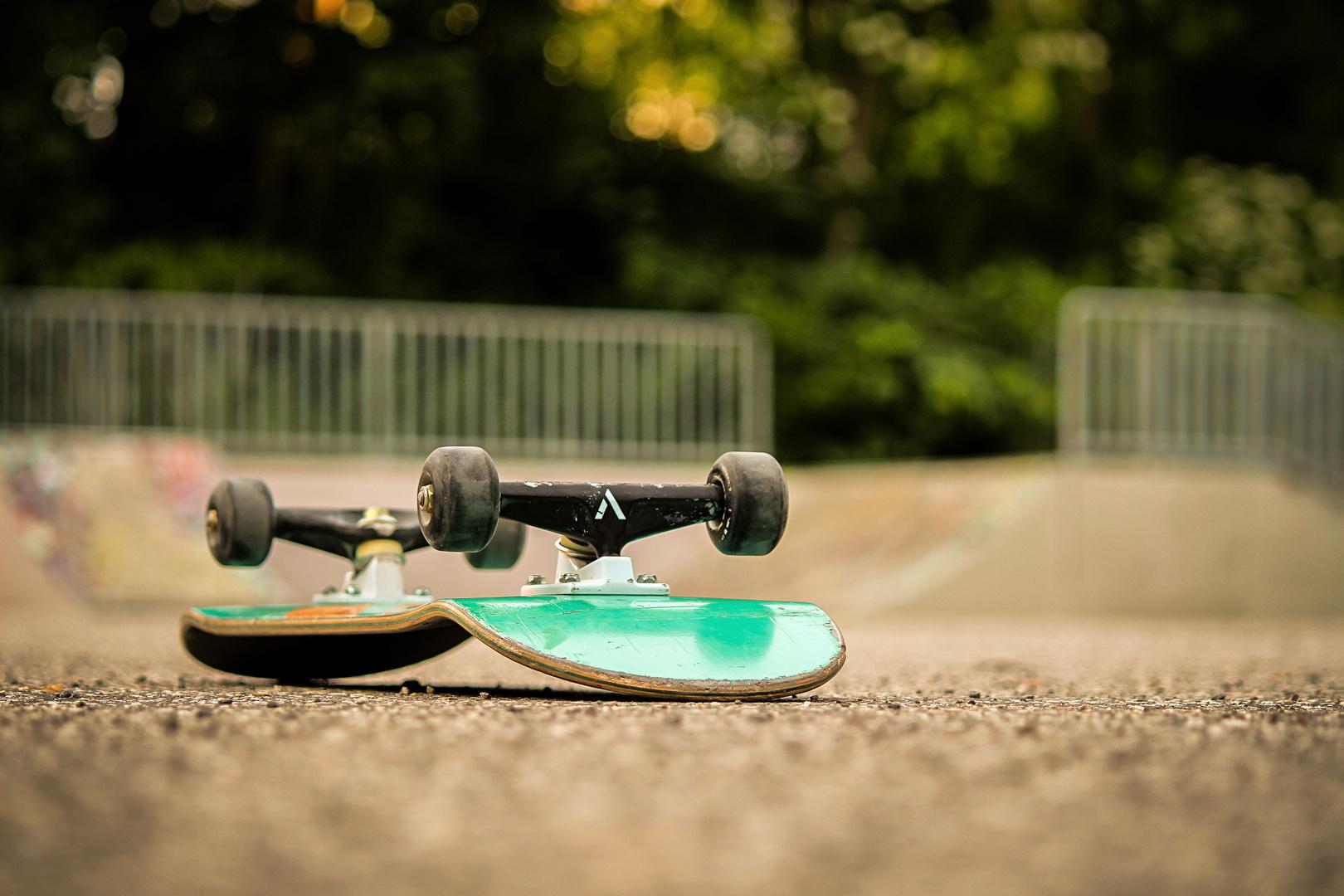 i love my skateboard