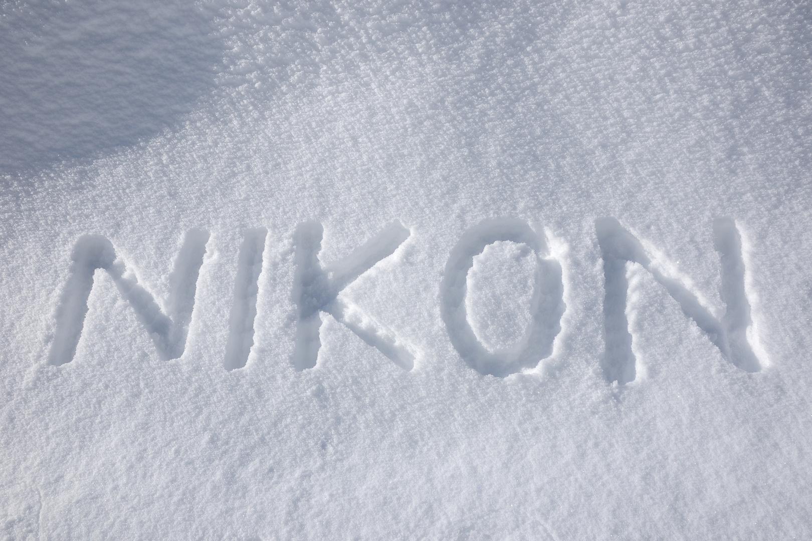 I love Nikon