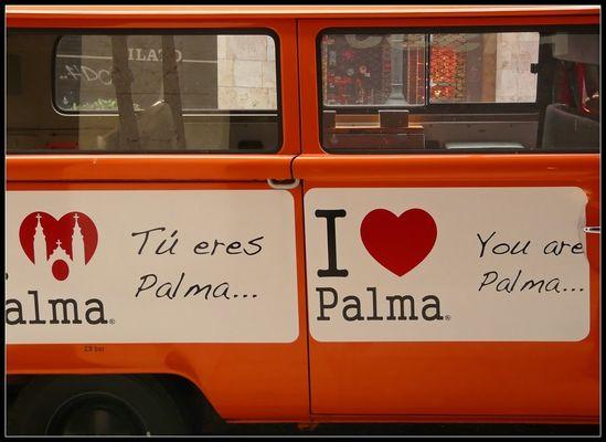 i love palma
