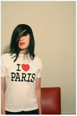 *I love Paris*
