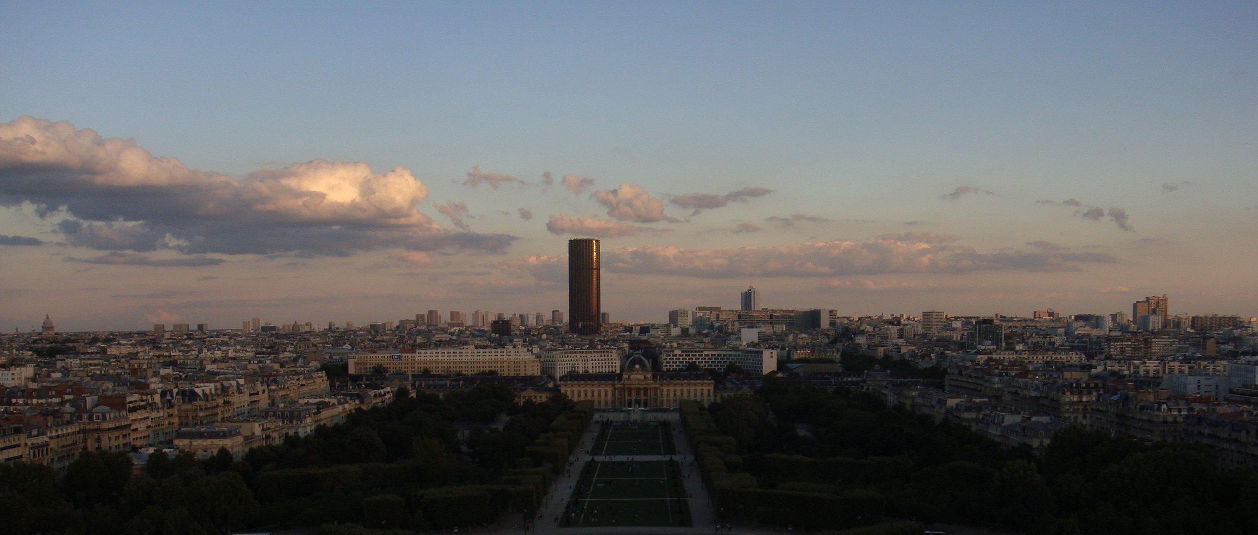 I love Paris...