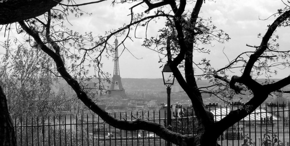 I love Paris in the springtime von Biggi C.