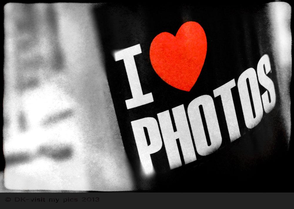 I love photos