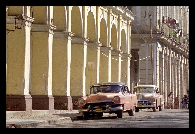 I love the colours of Havana