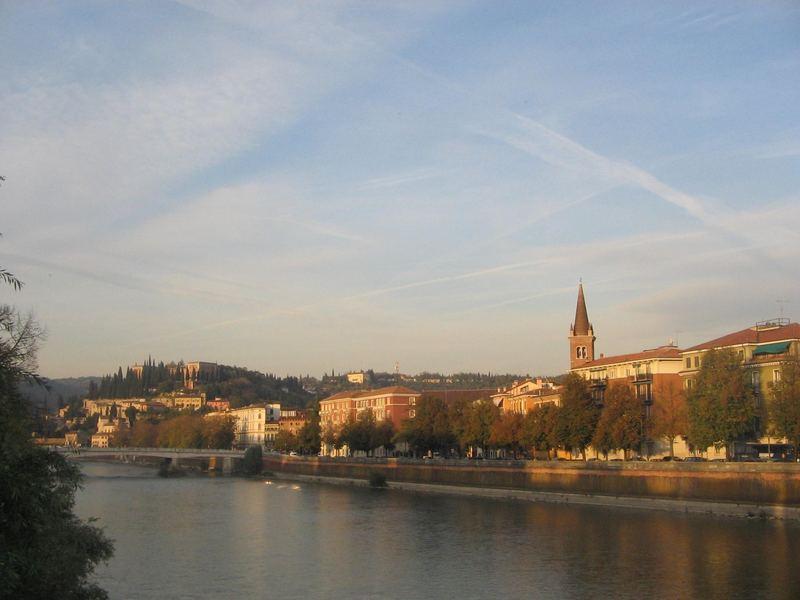 I love Verona