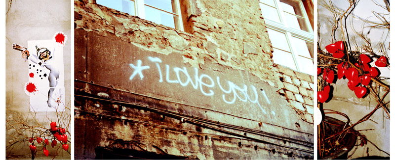 ***i love you***hinterhofromantik berlin***