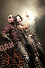 I Megaherz @ Dark End Festival, Stuttgart 28.12.2012